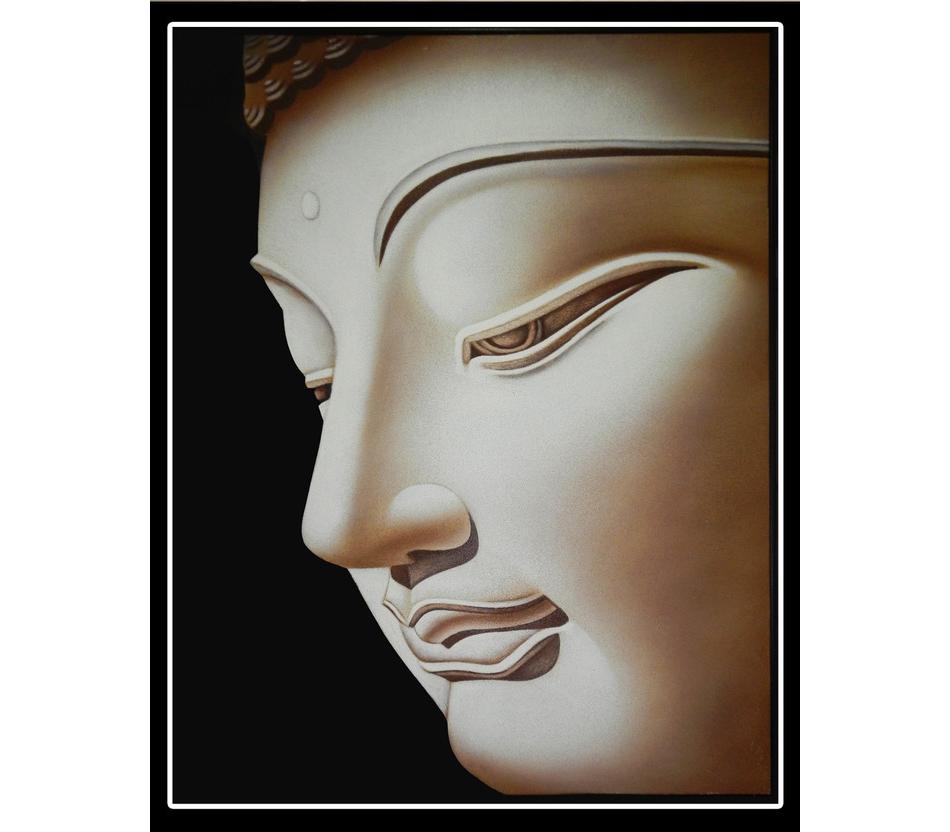 Gạch 5D Phật giáo